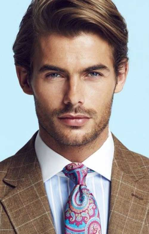 Awesome Hairstyles Male Medium Length Hair Best Hairstyles 2017 Hairstyles For Men Maxibearus