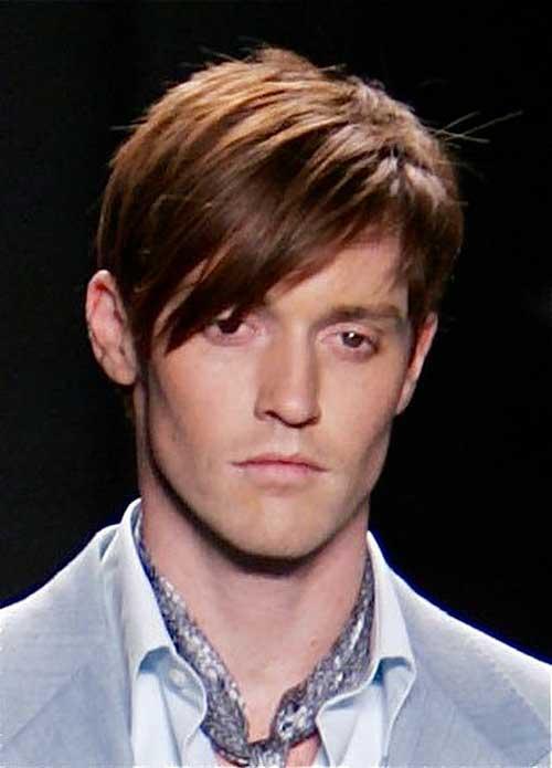 Cool Medium Length Mens Haircuts 2015