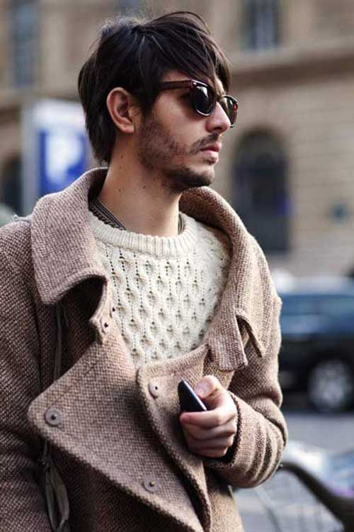 Men's Fashion and Hairstyle