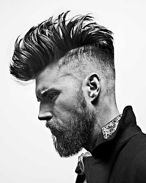 15 Mohawk Hairstyle For Men The Best Mens Hairstyles