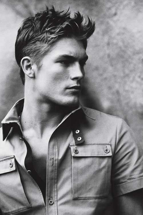 Best Men Hairstyles for Thick Hair