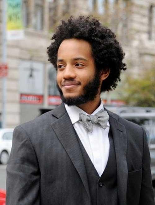 Strange 8 Afro Hairstyles For Men Mens Hairstyles 2016 Short Hairstyles Gunalazisus