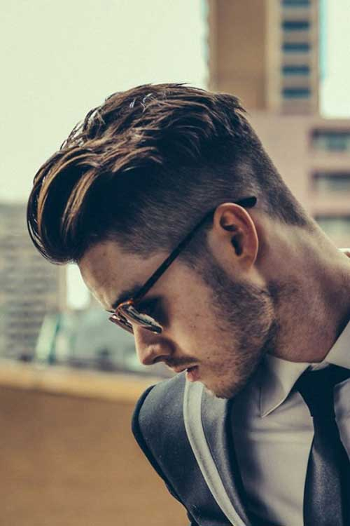Mens Hairstyles for Business Men 2015