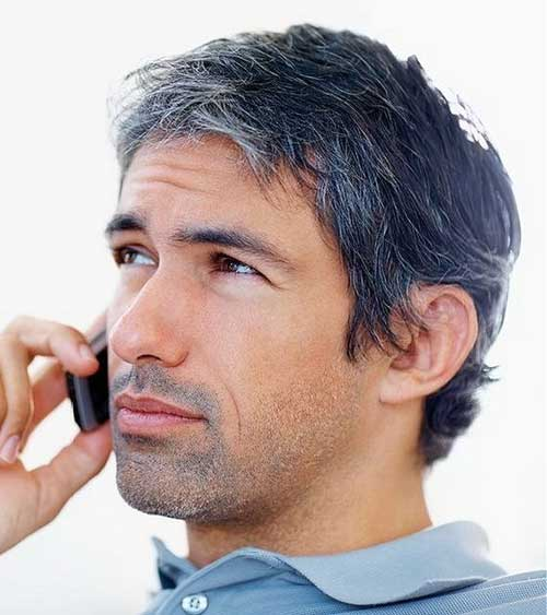 Older Mens Hairstyles 2015