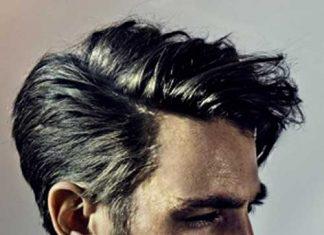 Slicked Men Hairstyles 2014-2015