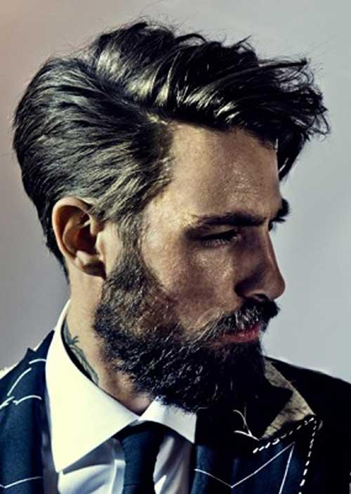 Amazing 10 Medium Length Haircuts Men Mens Hairstyles 2016 Short Hairstyles For Black Women Fulllsitofus