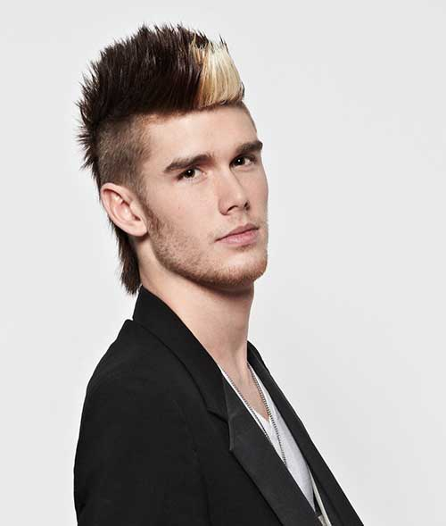 Colton Dixon Mens Hairstyles Mohawk