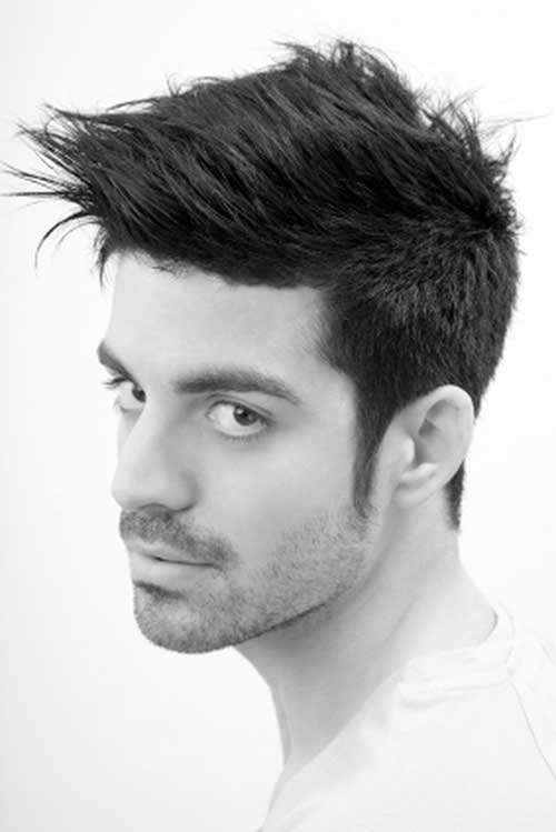 Mens Hairstyles Thick Dark Hairstyles