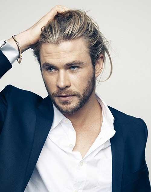 Amazing 10 Fine Hair Men Mens Hairstyles 2016 Hairstyles For Men Maxibearus