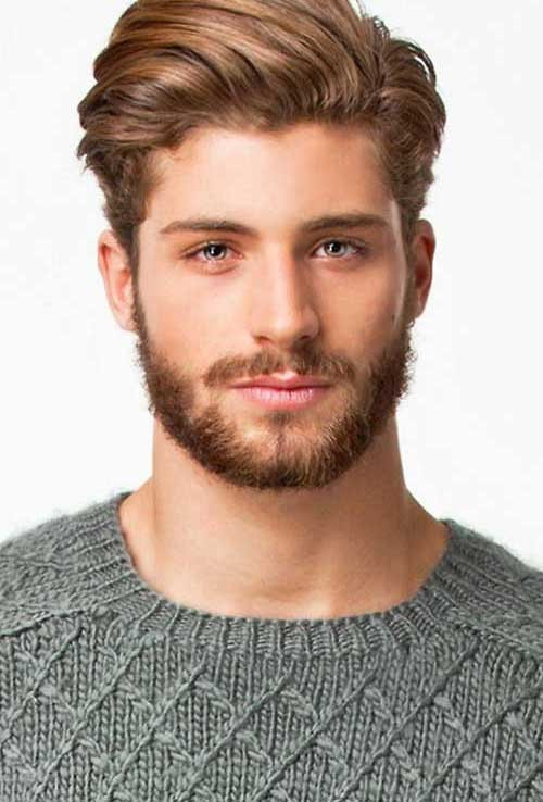 mens medium length hair styles
