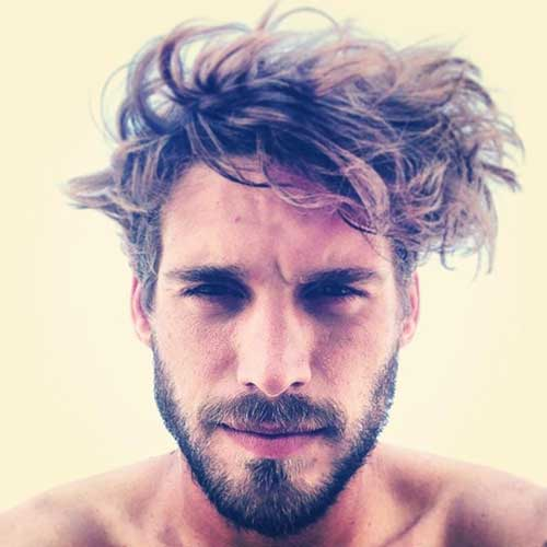Mens Messy Bed Hairstyles