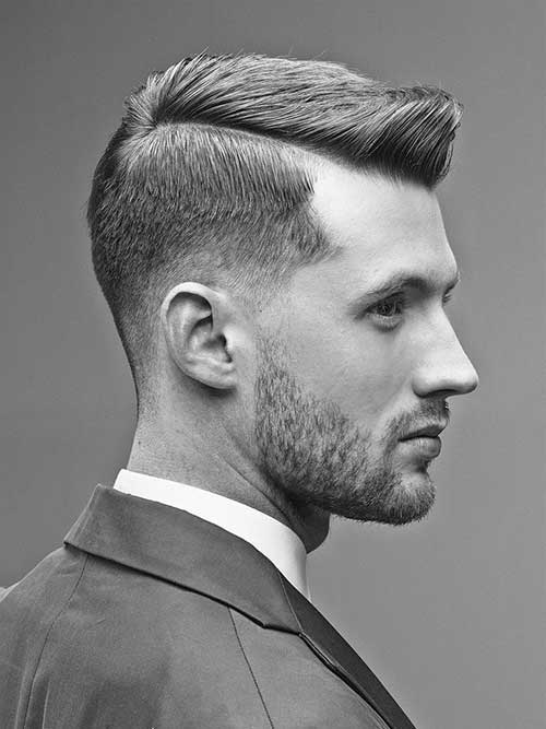 Classic Mens Short Hairstyles