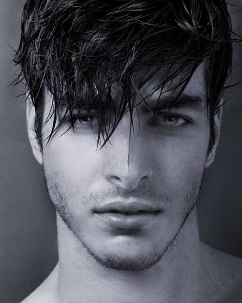 Phenomenal 10 Guys With Messy Hair Mens Hairstyles 2016 Hairstyle Inspiration Daily Dogsangcom