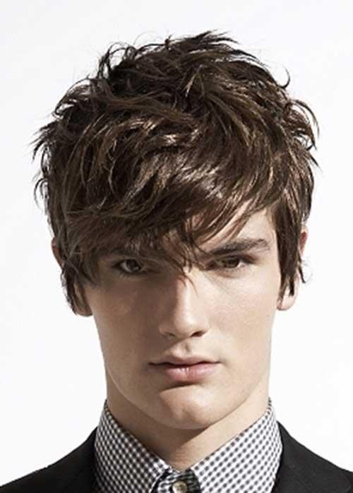 Astonishing 15 Layered Haircuts For Men Mens Hairstyles 2016 Short Hairstyles Gunalazisus
