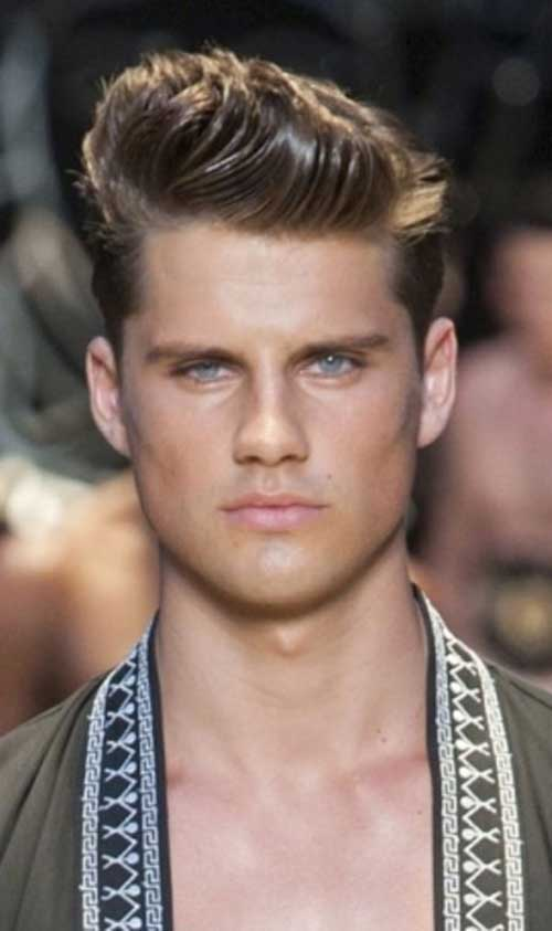 Trendy Cool Modern Men Hairstyles