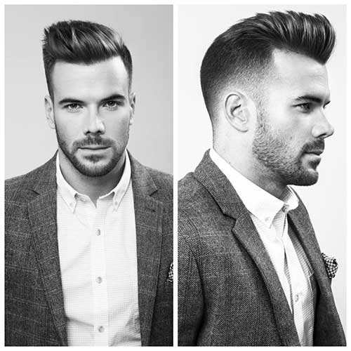 Popular  Hairstyles For Men Choose The One You Thing Will Look Best On You