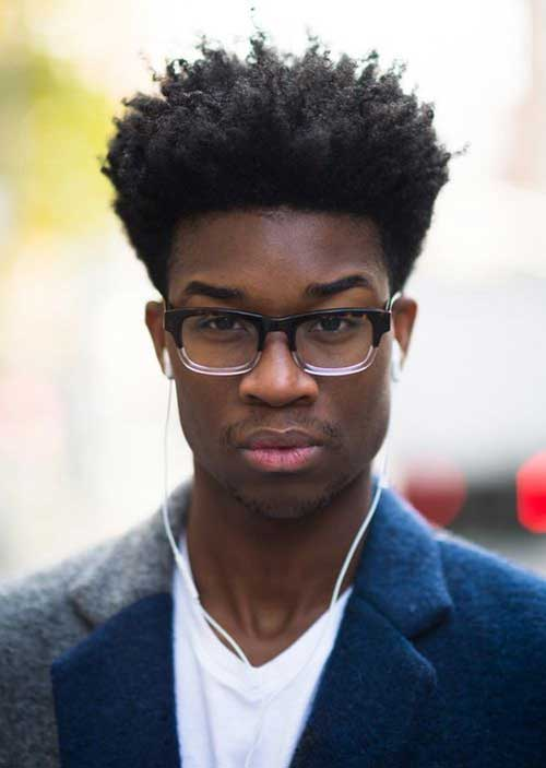 Natural Afro Hair Men