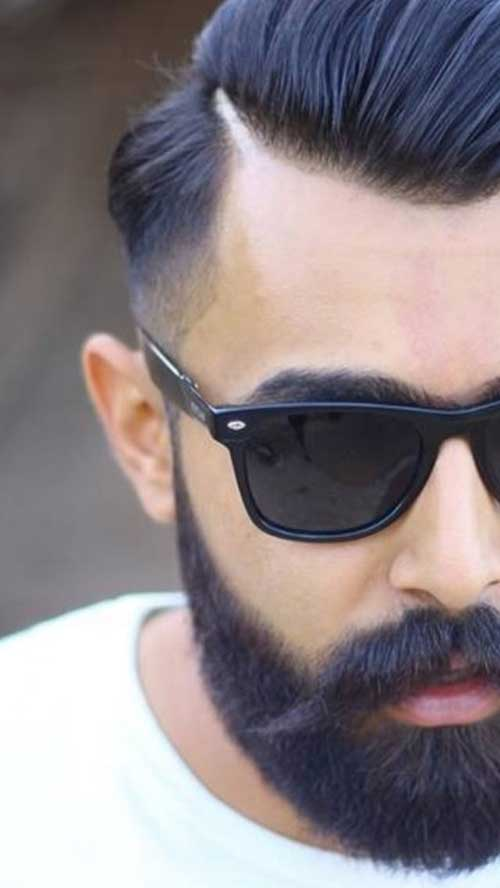 Trendiest Men's Undercuts