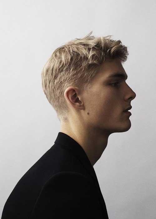 Nicklas Kingo's Blonde Hair
