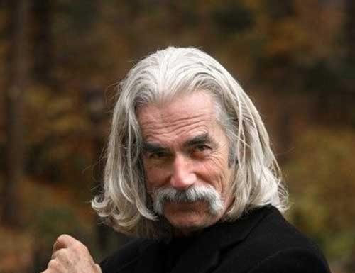 Sam Elliott Older Men Hairstyles