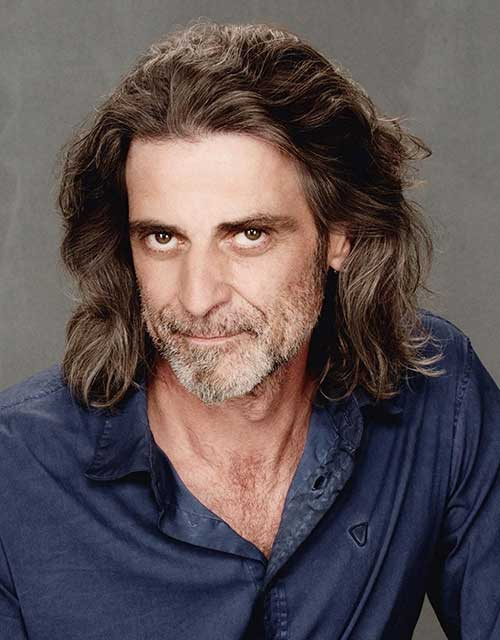 Men with Long Hair for Older Men