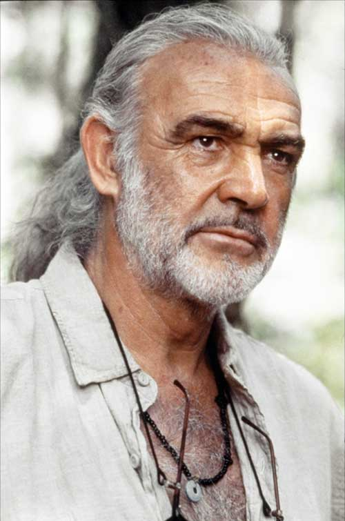 Sean Connery Older Mens Hair Styles