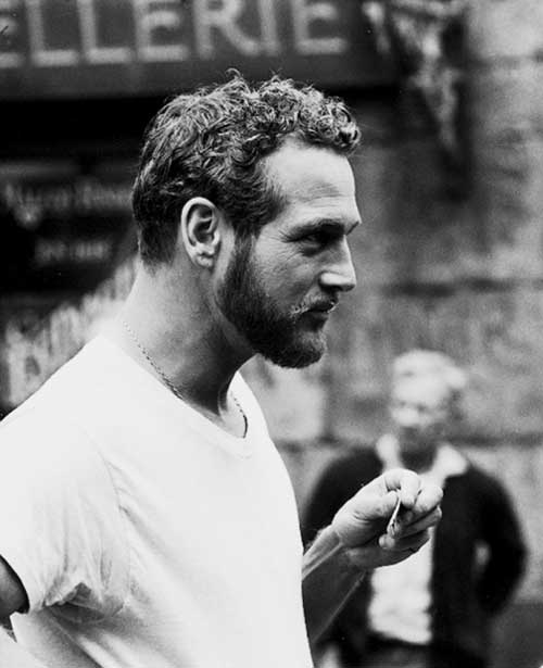 Paul Newman Hairstyle