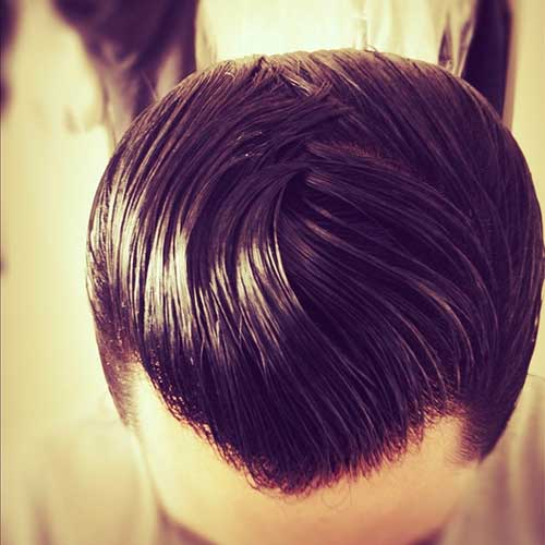 Easy Pompadour Styles for Guys
