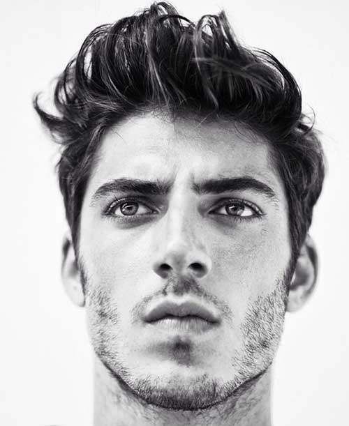 Outstanding 20 Stylish Hairstyles For Men Mens Hairstyles 2016 Short Hairstyles For Black Women Fulllsitofus