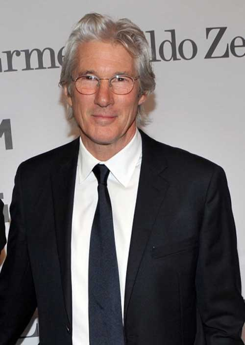 Richard Gere Older Men Hairstyles