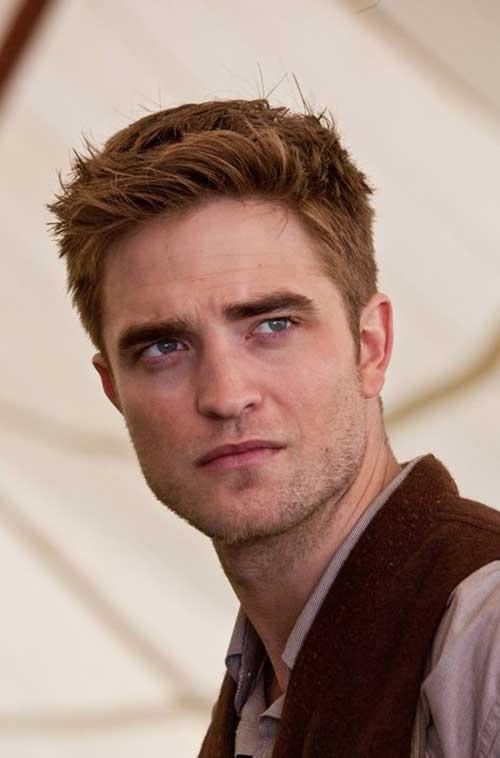Robert Pattinson Hairstyles