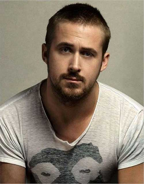 Ryan Gosling Military Hair