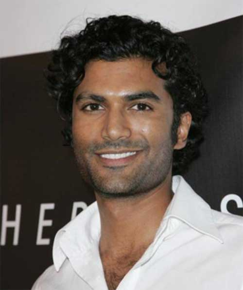 Sendhil Ramamurthy Curly Men Hair