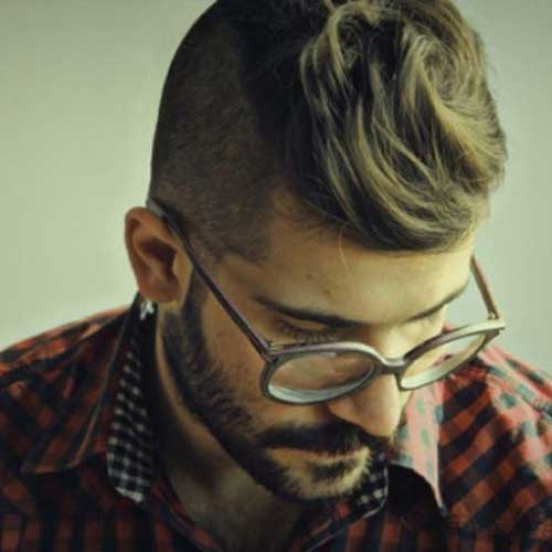 Side Shaved Haircuts for Men