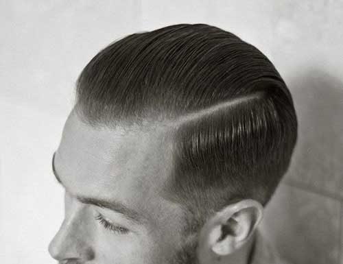 Slickback Hair Styles for Men