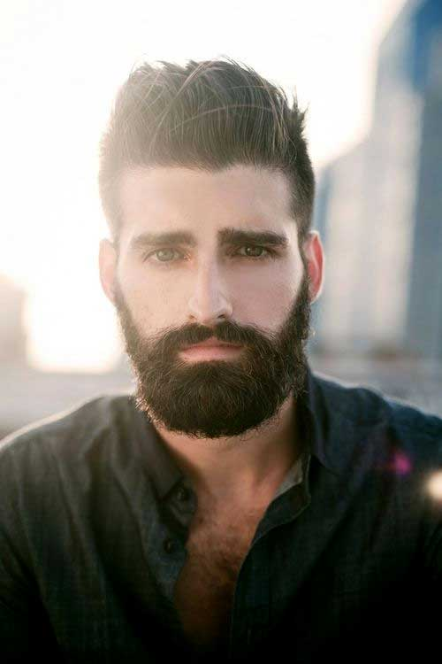 Excellent 15 Mens Thick Hairstyles Mens Hairstyles 2016 Short Hairstyles Gunalazisus