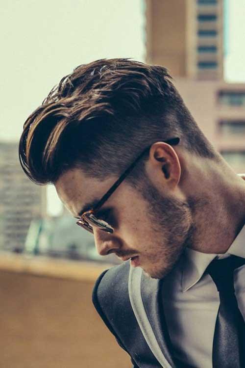 Brilliant 20 Stylish Hairstyles For Men Mens Hairstyles 2016 Short Hairstyles For Black Women Fulllsitofus