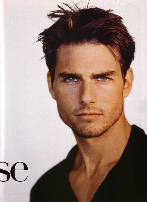 Tom Cruise Haircuts for Men