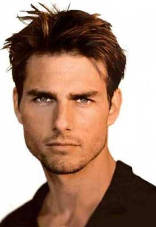 Tom Cruise Hairstyles for Men