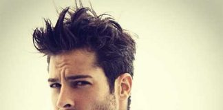 George Gregory Plitt Hairstyles for Trendy Men