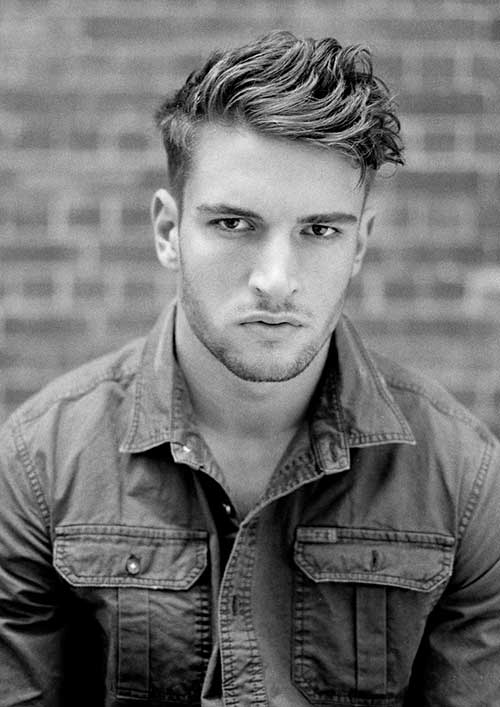 Cool and Trendy Mens Hairstyles