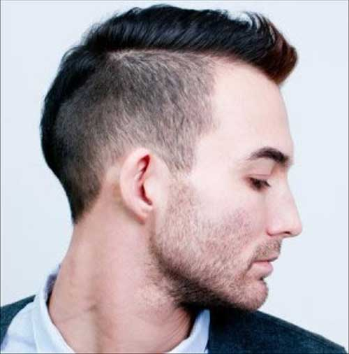 Under Cut Mohawk for Men