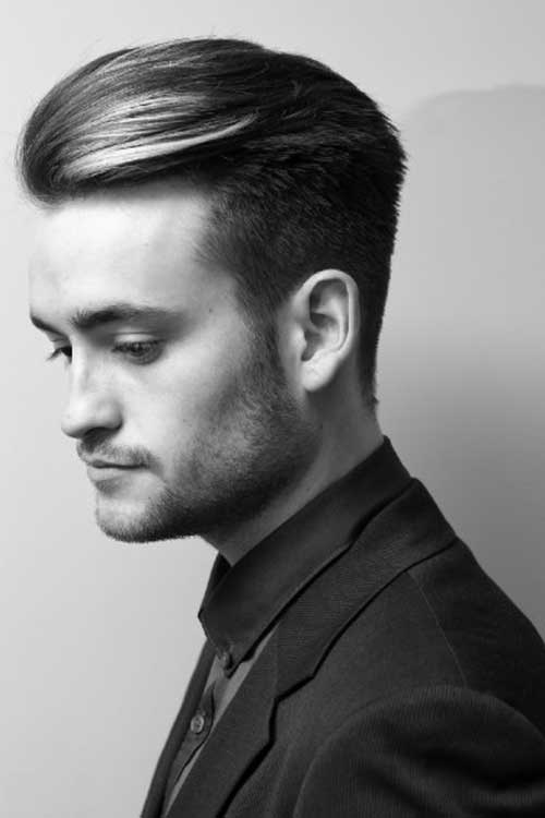 Undercut Trendy Hairstyles for Men