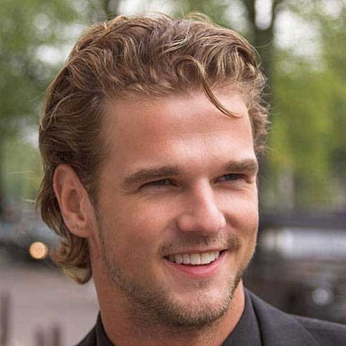Surprising Good Hairstyles For Wavy Hair Guys Short Hair Fashions Short Hairstyles Gunalazisus