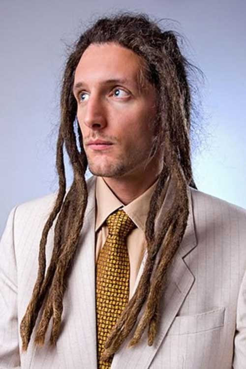 Wondrous 11 Dreadlock Hairstyle With White Men Mens Hairstyles 2016 Short Hairstyles Gunalazisus