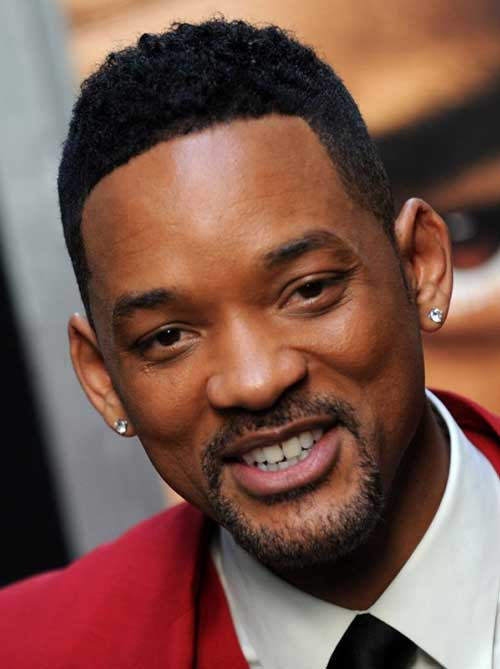 Will Smith Trendy Mens Haircuts 2015