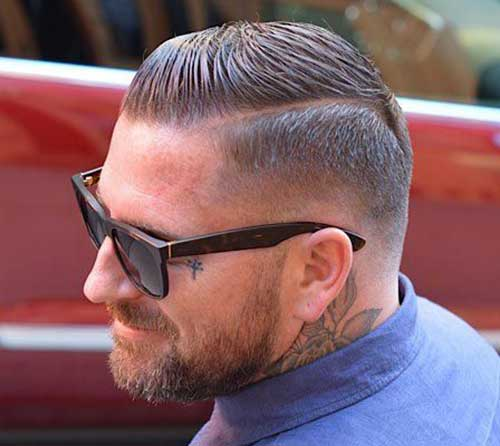 Shaved Hairstyles for Men-10