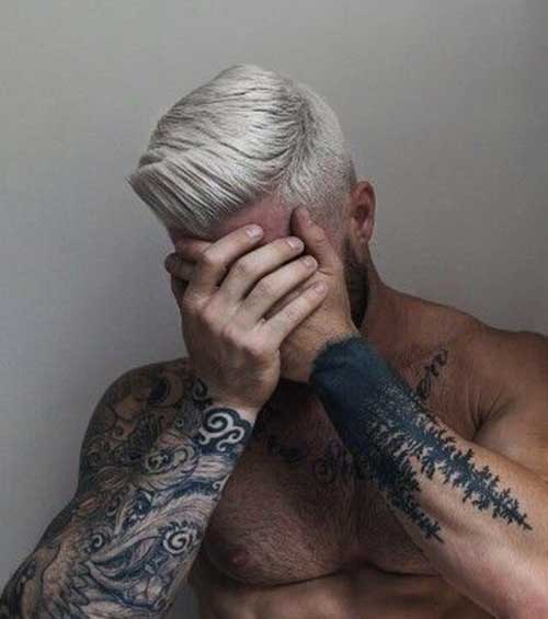 Mens Hair Colour-11