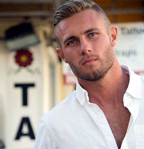 Shaved Hairstyles for Men-11