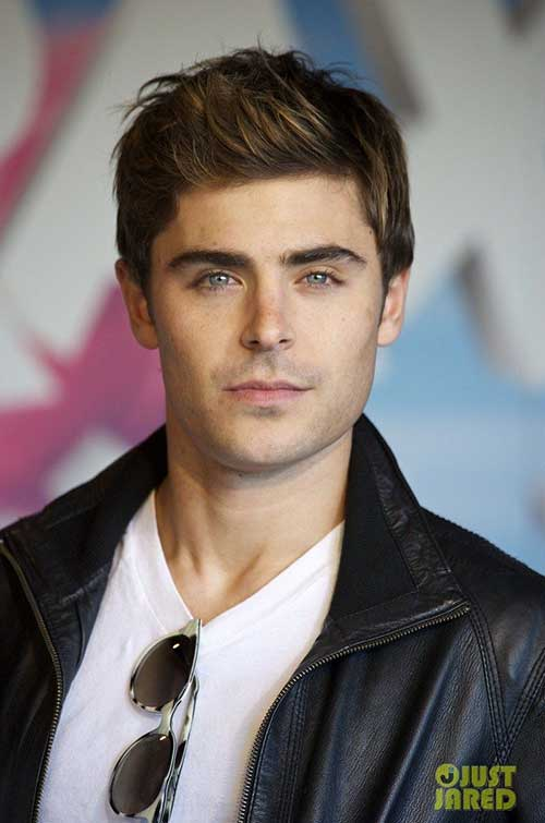 Zac Efron Short Hair-11